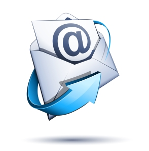 البريد الإلكتروني أصبح من طرق التواصل الفعالة